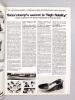 Foto Shoe 30 - Mensile della Editecnica Italiana S.R.L. , Anno VII , N. 10 Ottobre 1975 : Sandali Samoa - calzaturificio S. Lorenzo. Foto Shoe 30 - ...