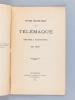 Une édition de Télémaque imprimée à Valenciennes en 1699. Anonyme