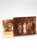Deux photos : Croix-Rouge 14-18 Nice [ Avec : ] 14 Juin 1919 Hötel Impérial. Jean Maroger. Anonyme