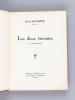 Les deux étreintes (1 acte en prose) [ Edition originale - Livre dédicacé par l'auteur ]. Raoul-LECOMTE