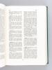 Des Hommes et des Activités autour d'un demi-siècle. Lettre préface de François Mauriac. . GUERIN, Jean et Bernard