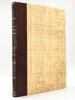 La France Illustrée. Journal Littéraire, Scientifique et Religieux. Douzième Année. Du N° 536 du 7 mars 1885 au N° 564 du  19 septembre 1885. ...