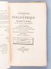 Catalogue de la Bibliothèque des Estampes et Dessins de Feu M. Paul Arnauldet, dont la vente aura lieu le mardi 3 décembre 1878 Rue Drouot, par le ...