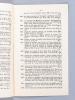 Librairie de l'Ecureux. Rue des Grands Augustins, 3, Près le Pont-Neuf, à Paris. Spécialité pour appareiller les ouvrages incomplets. 120.000  volumes ...