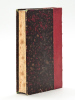 Conjuration de Catilina. Guerre de Jugurtha [ Avec : ] Les Commentaires de César. La Guerre des Gaules. SALLUSTE ; CESAR, Jules