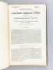 Reconstruction Financière de l'Autriche [Rapports du Commissaire Général de la Société des Nations à Vienne soumis au Conseil du Premier Rapport du ...