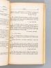 Répertoire alphabétique de Jurisprudence musulmane. Sommaire des arrêts rendus par la Chambre de Révision Musulmane de la Cour d'Appel d'Alger. ...