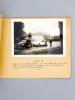 [ Dossier photographique reconstituant un accident mortel survenu sur la R.N. 132 (désormais R.N. 524), en Gironde), dans les années 60 ] Dépliant ...