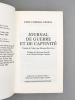 Journal de guerre et de captivité. GADDA, Carlo Emilio