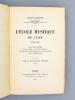 L'école mystique de Lyon, 1776-1847 : le grand Ampère, Ballanche, Cl.-Julien Bredin, Victor de Laprade, Blanc Saint-Bonnet, Paul Chenavard [ ...