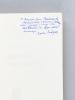 Diderot et la pensée anglaise [ Livre dédicacé par l'auteur ]. DEDEYAN, Charles