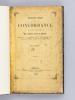 Nouvelles Tables de Concordance par années, mois et jours, des Calendriers français et grégorien, depuis le 1er Vendémiaire an Ier (22 septembre 1792) ...