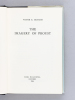 The Imagery of Proust [ Book signed by the author ]. GRAHAM, Victor E.