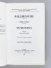 Malebranche. Tome XVII-2 : Mathematica. MALEBRANCHE ; (COSTABEL, Pierre)