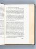 Recueil de 7 articles rédigés par le professeur Georges H. Bousquet sur le thème des Indes néerlandaise, Indonésie et Islam indonésien (1938-1939) [ ...