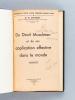 Du Droit musulman et de son application effective dans le monde [ Avec : ]  Justice française et Coutumes kabiles. BOUSQUET, Georges Henri