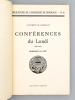 Université de Bordeaux, Conférences du Lundi (1946-1947) : Problèmes du jour ( Publications de l'Université de Bordeaux, n° 8 ). Collectif ; ...