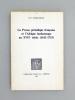 La presse périodique française et l'Afrique barbaresque au XVIIe siècle (1611-1715) [ exemplaire dédicacé par l'auteur ]. TURBET-DELOF, Guy