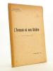 L'accusé et son  ombre - discours prononcé le 12 décembre 1932, à la séance d'ouverture de la Conférence des Avocats Stagiaires de Bordeaux. BOUYX, Me ...
