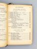 Angleterre, Ecosse - Irlande ( Guides-Joanne ). SANDS, M. Et Mme H. ; BOLAND, Henri