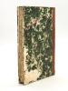 Les trente-cinq Contes d'un Perroquet.. D'HEURES, Marie ; [ COLLIN DE PLANCY, Mme ] ; [ HAZERUTH-NEKHSHBY ; MAHOMMED-KADERY ]