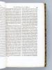 Oeuvres Philosophiques, Morales et Politiques de François Bacon Baron de Verulam, Vicomte de Saint-Alban. BACON, Francis Baron de Verulam, Vicomte de ...