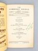 The Cambridge Journal , Vol. VII N° 9, June 1954 [ Copy signed by W. G. Moore ]. The Cambridge Journal ; Kedourie, Elie ; Clifford, Emma ; Moore, W. ...