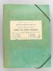 Bulletin de l'Institut d'Etudes Françaises pour Etrangers. Pau. Session de 1965 [ 6 Dossiers et 1 Brochure : Bulletin de l'Institut d'Etudes ...