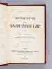 Architecture et Construction du Yacht [ Edition originale ]. MOISSENET, Louis