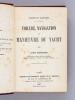 Voilure, Navigation et Manoeuvre du Yacht [ Edition originale ]. MOISSENET, Louis
