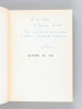 Matière et Vie [ Edition originale - Livre dédicacé par l'auteur ]. MARCHAND, Docteur Julien