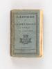 Calendrier de la Cour Royale de Bordeaux, pour l'Année bissextile 1816. Collectif