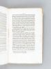 Examen Critique ou Réfutation de l'Histoire de Bordeaux, suivi de la Liste alphabétique des Victimes qui ont péri dans nos murs, à l'époque de la ...