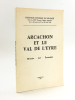 Arcachon et le Val de Leyre. Histoire - Art - Economie. Collectif ; Fédération Historique du Sud-Ouest