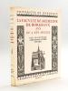 La Faculté de Médecine de Bordeaux aux XVe et XVIe siècle. CHABE, Alexandre-Albert ; Collectif