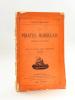 Les Pirates bordelais. Affaire de l'Alexandre. Un signe du temps (1837-1840) [ Edition originale ]. MALACAMP, Jacques