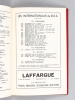 Bordeaux-Etudiants-Club. Anciens & Amis du B.E.C. Annuaire 1957. Collectif