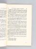 La Poste Maritime à Bordeaux au XVIIIe siècle [ Edition originale ]. CHARRIAUT, Henri