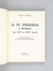 La Vie intellectuelle à Bordeaux aux XVIe et XVIIe siècles [ Livre dédicacé par l'auteur ]. Collectif ; DESGRAVES, Louis