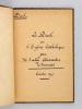 Le Duel et l'Eglise Catholique [ Edition originale ]. THOMAS, Abbé Alexandre