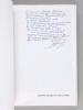[ Commémoration du bicentenaire de la mort de l'Abbé de l'Epée , Bordeaux les 16 et 17 décembre 1989 ] [ Ouvrage dédicacé par l'auteur ]. ANDRIEUX, ...