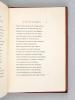 Les Grands Vins de Bordeaux. Suivi d'une Leçon du Professeur Babrius intitulée De l'influence du Vin sur la Civilisation.. BIARNEZ, M. P.