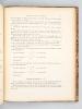 Traçage des Constructions Métalliques et de Chaudronnerie (2 Tomes - Complet) Texte et Planches. BOTTIAU, Constant