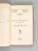 """Le """"Bellum Jugurthinum"""" de Salluste et le problème de Cirta [ Edition originale - Livre dédicacé par l'auteur ]. BERTHIER, André ; CHARLIER, René ; ..."""