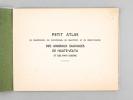 Petit Atlas de classification, de morphologie, de répartition et de détermination des animaux sauvages de Haute-Volta et des pays voisins.. ROURE, ...