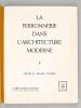 La ferronnerie dans l'Architecture moderne. Tome II : Portes et Grilles d'Entrée. RENK, A.