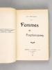 Femmes de Fonctionnaires. DURUSKAM, Jean