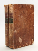 Vie du Capitaine Cook (2 Tomes - Complet) Traduite de l'anglois du docteur Kippis, Membre de la Société Royale de Londres. KIPPIS, Docteur