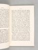 Question Espagnole. Don Carlos, Roi Légitime. I : La Pragmatique de 1713 par Henry Lemoine ; II : La Pragmatique de 1789 et le Testament de Ferdinand ...