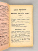 Almanach 1910. Union Poitevine des Syndicats agricoles locaux.. Action Populaire ; Union Poitevine des Syndicats agricoles locaux